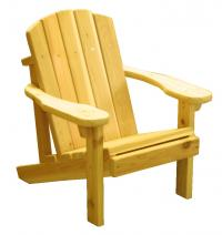 Click to enlarge image Junior Adirondack Chair, 14`` seat width - Kids enjoy this chair year round!