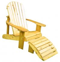 Click to enlarge image Standard Adirondack Chair, 20`` seat width - Our Top-Selling Conventional Adirondack Chair